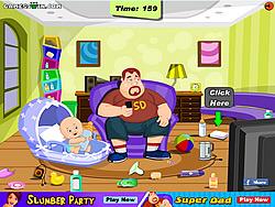 Super Dad game