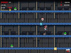 gra Super Mario POWPOWPOW