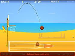 שחקו במשחק בחינם Summer Basketball