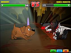 Mutant Fighting Cup spel