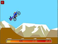 X-treme Moto Idiot Cross game