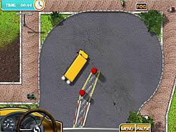 School Bus License 2 game