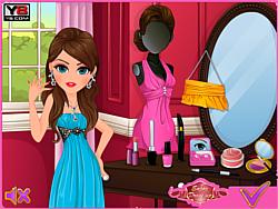 Maglaro ng libreng laro Makeover For Prom