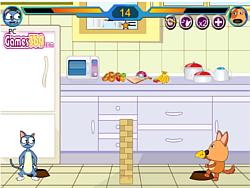 Cat vs Dog game