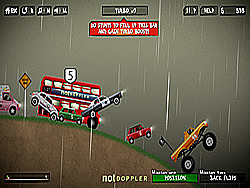 Renegade-Racing spel