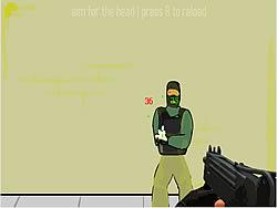 Permainan Terrorist Hunt v6.0