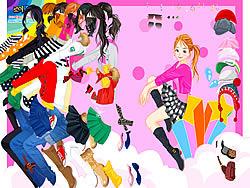Gioca gratuitamente a Star Girl Dress Up