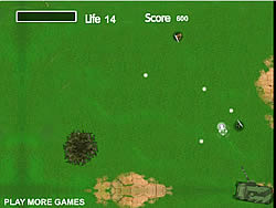Tank Forces game