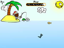 Island Fishing game