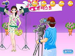 Gioca gratuitamente a TV Casting Makeover