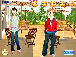 Gioca gratuitamente a Jeans and Bags Make over