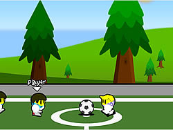 Jogar jogo grátis Emo Soccer