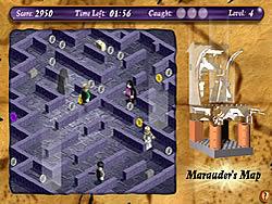 Gioca gratuitamente a Harry Potter: Marauders Map Game