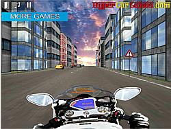 3D Speed Bike game