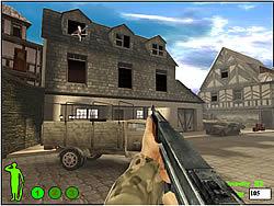 Warzone: World War II game