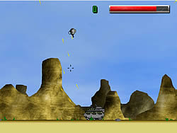 Battle Tank Desert Mission game