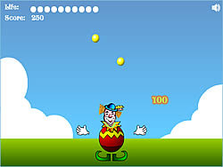 Gioca gratuitamente a Juggling