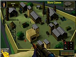 Permainan Deadly Sniper II