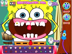Permainan Spongebob Perfect Teeth