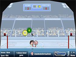 เล่นเกมฟรี Sports Heads: Ice Hockey