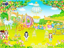 Gioca gratuitamente a Angel Garden Decor