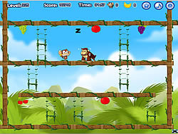 Monkey in Trouble game