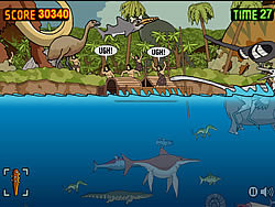 Prehistoric Shark game