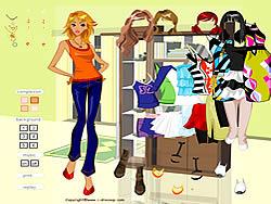 Gioca gratuitamente a Girl Dressup 11