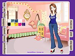 Gioca gratuitamente a Girl Dressup 13