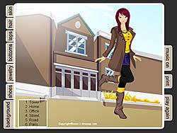 Gioca gratuitamente a Girl Dressup 14