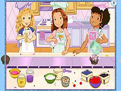 Gioca gratuitamente a Holly Hobbie: Muffin Maker
