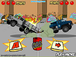 Maglaro ng libreng laro Trucks of War