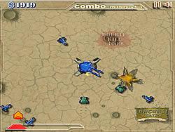 Gioca gratuitamente a Desert Defence 2