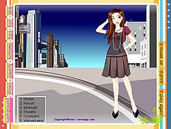 Gioca gratuitamente a Girl Dressup 20