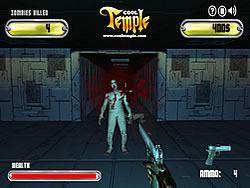 Permainan Zombie Zone