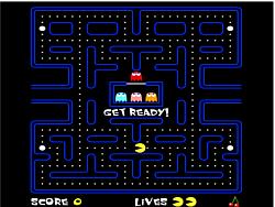 שחקו במשחק בחינם Pac-Man