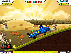 Angry Birds Transport game