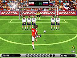 Permainan Football Kicks