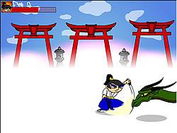 Permainan Samurai Asshole