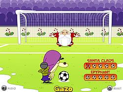 Gioca gratuitamente a X-mas Penalties