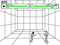 Cube Combat game