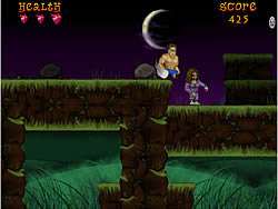 Horror Scape: The Adventures of Marty game
