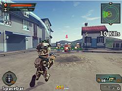 Permainan Mini Attack: Urban Combat