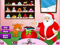 Chơi Christmas Magic Santa miễn phí