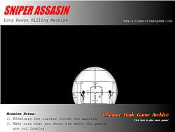 Permainan Sniper Assassin