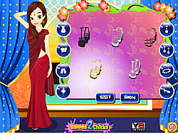 Gioca gratuitamente a Indian Fashion Dress Up