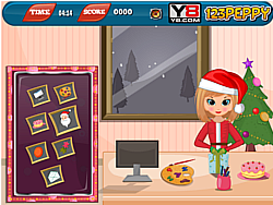jeu Christmas Day Slacking