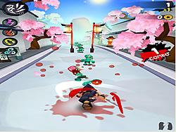 Gioca gratuitamente a Ninja Slash