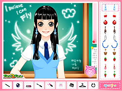 Classroom Make Up game