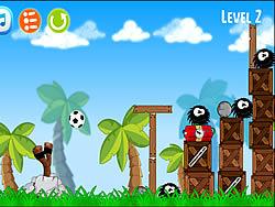 Permainan Soccer Slingers